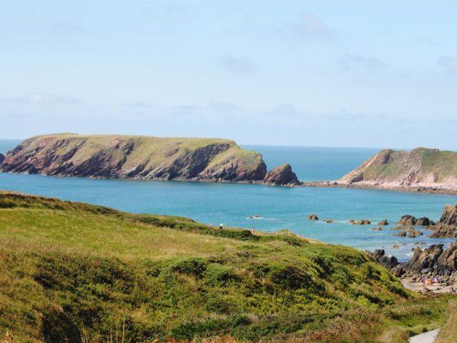 Pembrokeshire Coastal Path Challenge