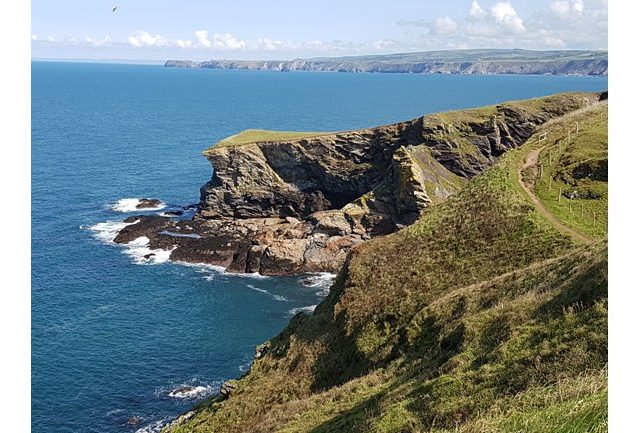 South West Coastal Path Challenge 2018