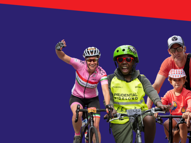 Get on your bike to support the Rainy Day Trust